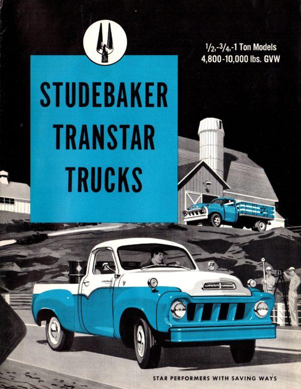 1958 Studebaker Transtar Brochure