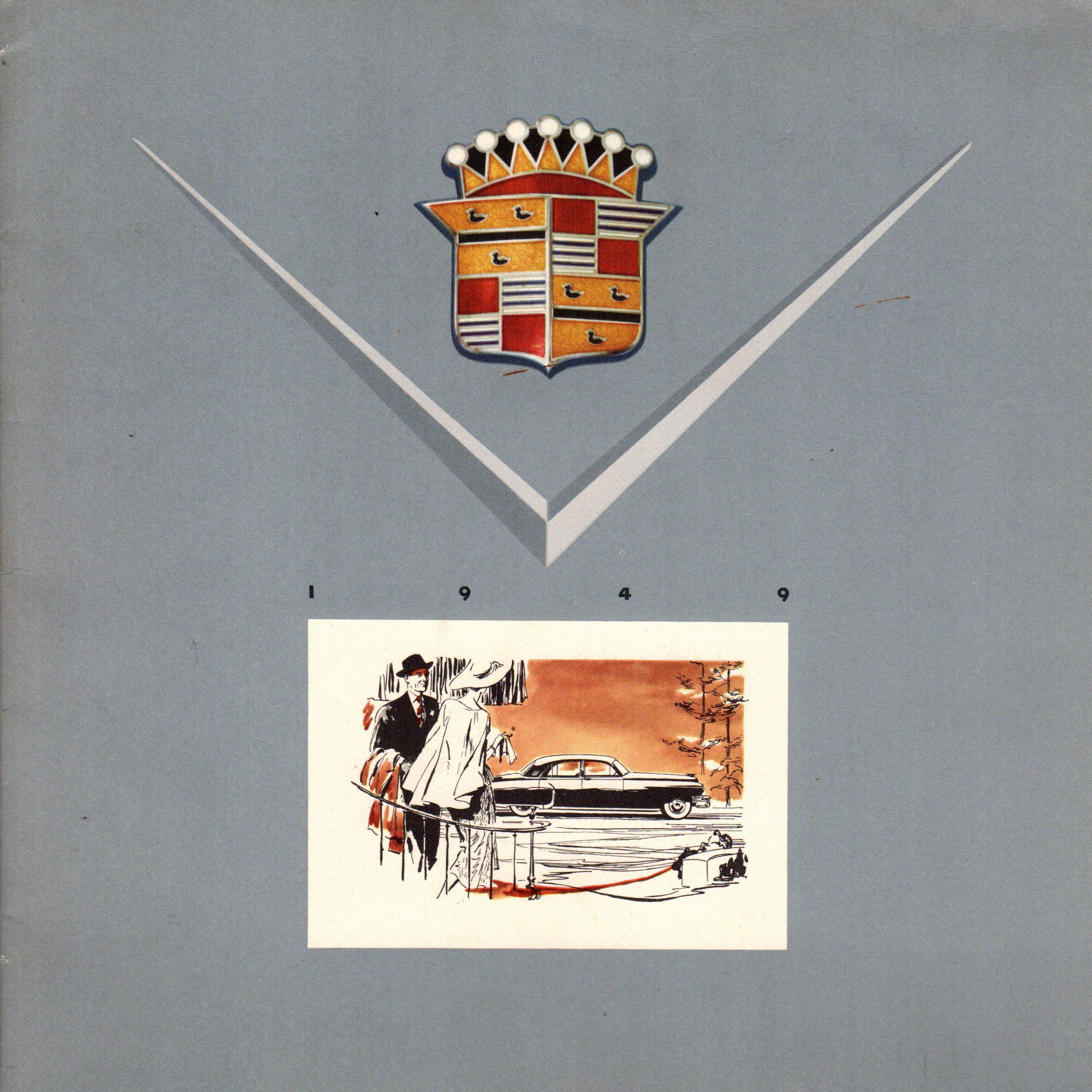 1949 Cadillac Brochure