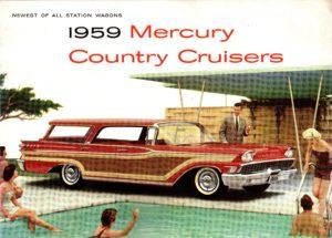 1959 Mercury Country Cruisers